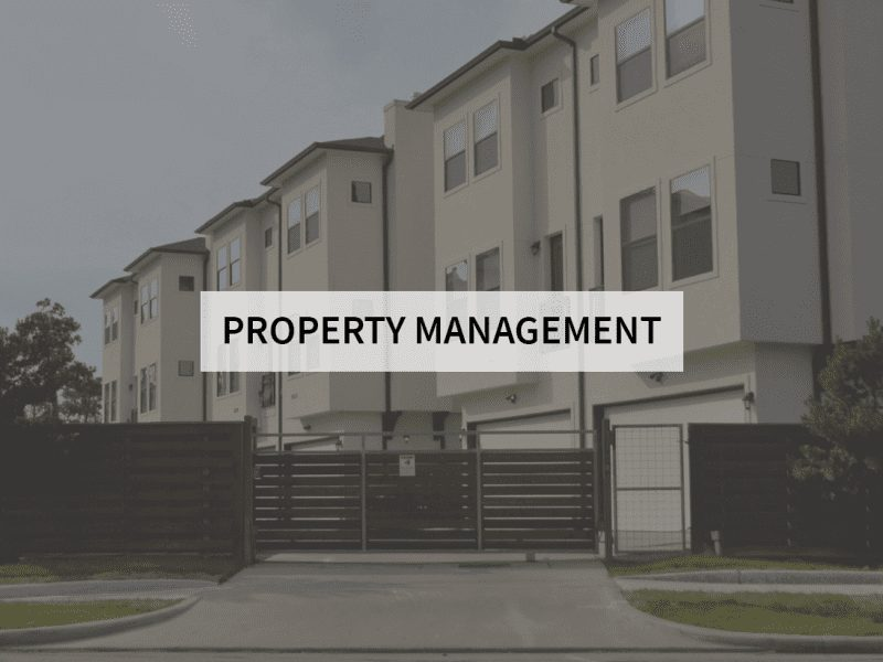 real estate property management IT support Irvine orange county