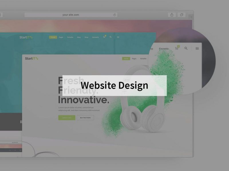 Website design orange county Irvine