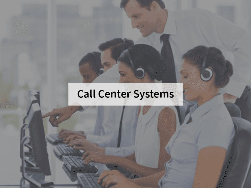 Call center systems orange county irvine