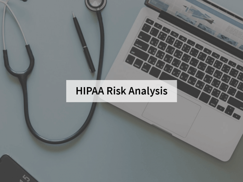 HIPAA Risk Analysis orange county Irvine